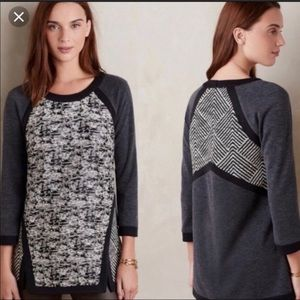 Harlyn anthropology tunic sweater
